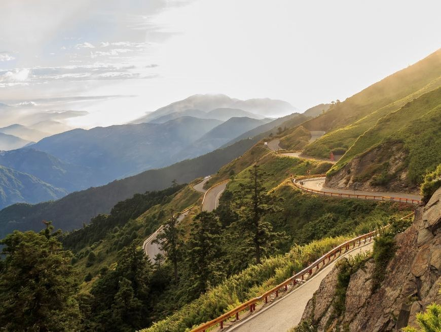 Explore central Taiwan's most beautiful spots